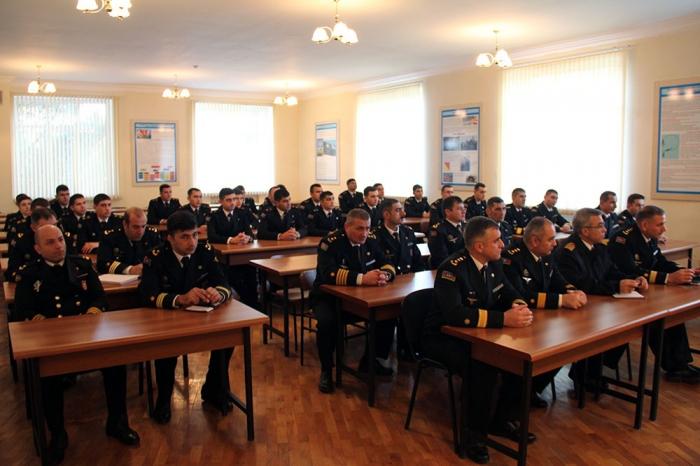Reuniones de trabajo realizadas como parte del Programa de Mejoramiento de la Educación para la Defensa