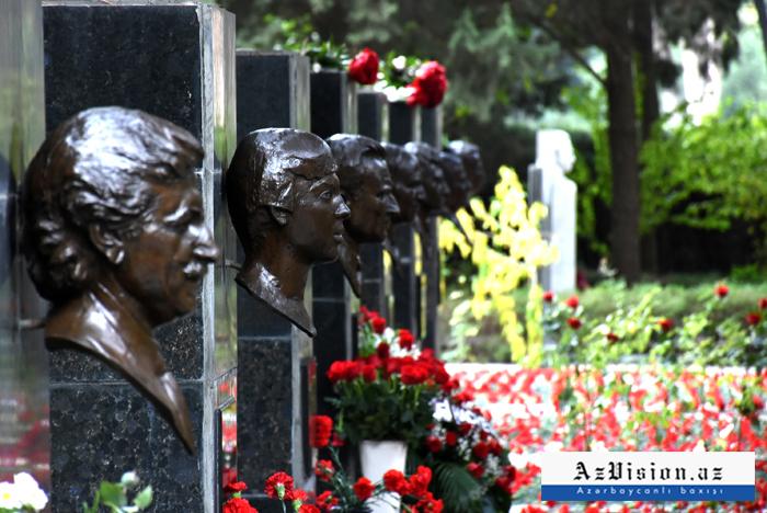 28. Jahrestag der Tragödie in der Nähe des Dorfes Garakend