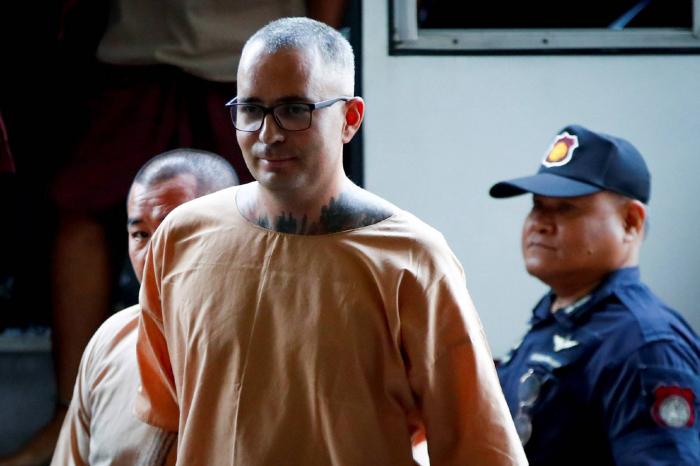 El español Artur Segarra pierde la última apelación para evitar la pena de muerte en Tailandia