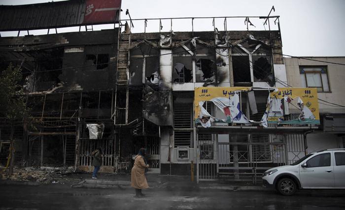La ONU cifra en decenas el número de muertos en las protestas de Irán