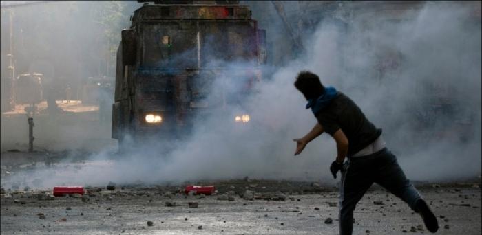 Chili:  la police suspend l