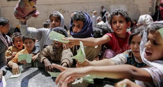 12 million Yemeni children in need of urgent help: UNICEF