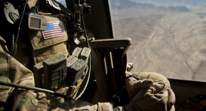 Hubschrauber-Absturz in Afghanistan:   Zwei US-Militärs tot