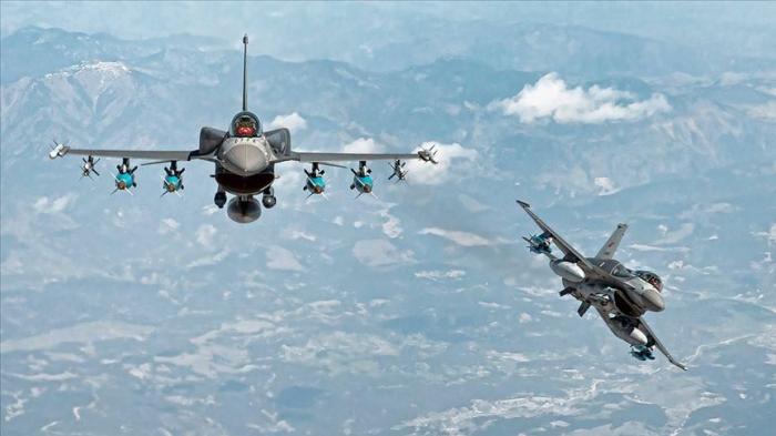 Turkish forces 'neutralize' 10 PKK terrorists in N. Iraq