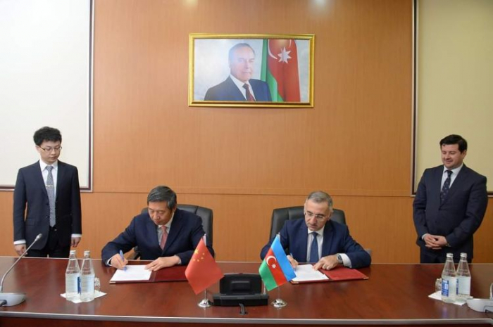 Azerbaijan, China to create joint working group on transport