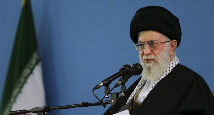 Líder supremo: Irán se hace inmune a sanciones