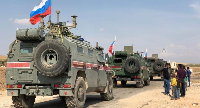 Rusia y Turquía empiezan el noveno patrullaje conjunto en el noreste de Siria