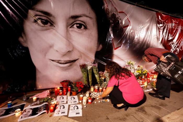 Journaliste assassinée à Malte: un homme d
