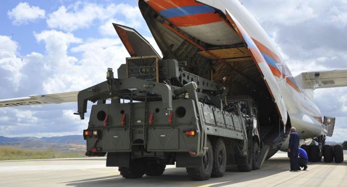 Ankara:   S-400 komplett unabhängig von Nato-Systemen