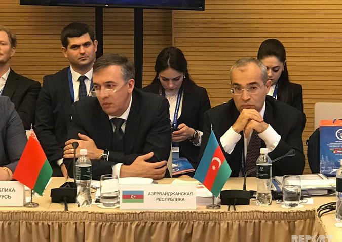 """Mikayil Jabbarov:   """"Azerbaiyán y Rusia expanden rápidamente relaciones comerciales"""""""
