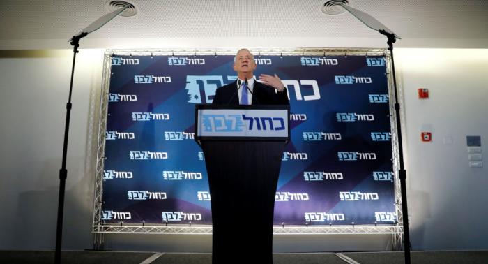 Gantz gibt Mandat zur Regierungsbildung in Israel zurück