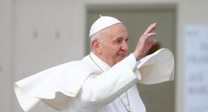 Tailandia da la bienvenida al papa Francisco