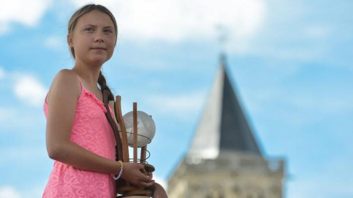 Greta Thunberg erhält Kinderfriedenspreis