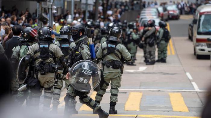 US-Kongress steht hinter Demonstranten