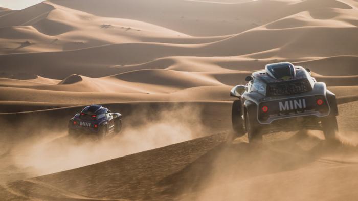 Así será el Dakar 2020:  7.900 kilómetros, etapas más largas y un 75% en arena