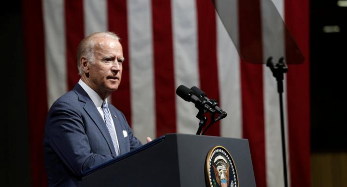 Biden critica a Trump por los encuentros con Kim
