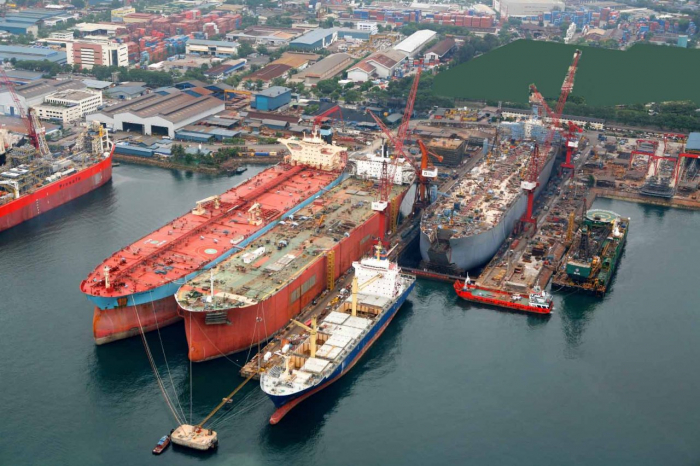 La Oficina de Ingeniería Marina de Odessa construye nuevos barcos en Azerbaiyán