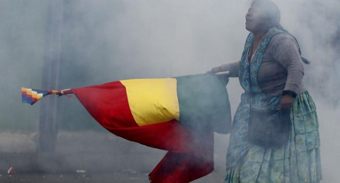 Un senador ruso achaca la crisis boliviana a la injerencia estadounidense