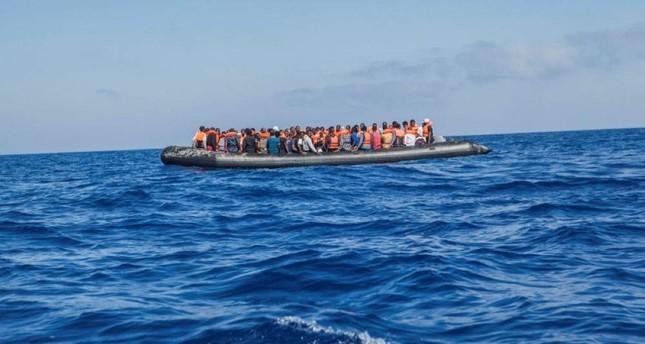At least 67 migrants drown off Libya coast