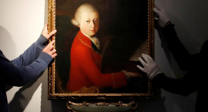 Mozart-Partitur in Paris für 372.500 Euro versteigert