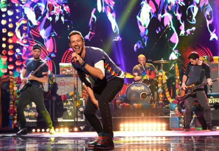 Coldplay to pause touring until concerts are