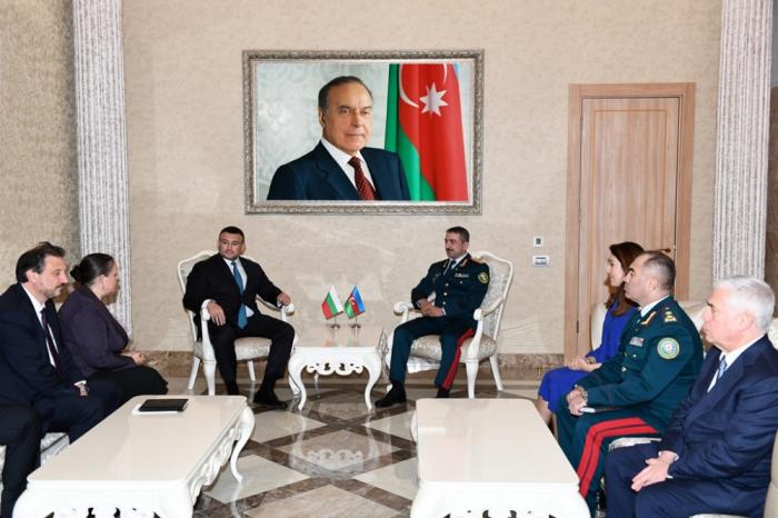 Un accord signé entre le Service national de protection des frontières de l'Azerbaïdjan et le ministère de l'Intérieur bulgare