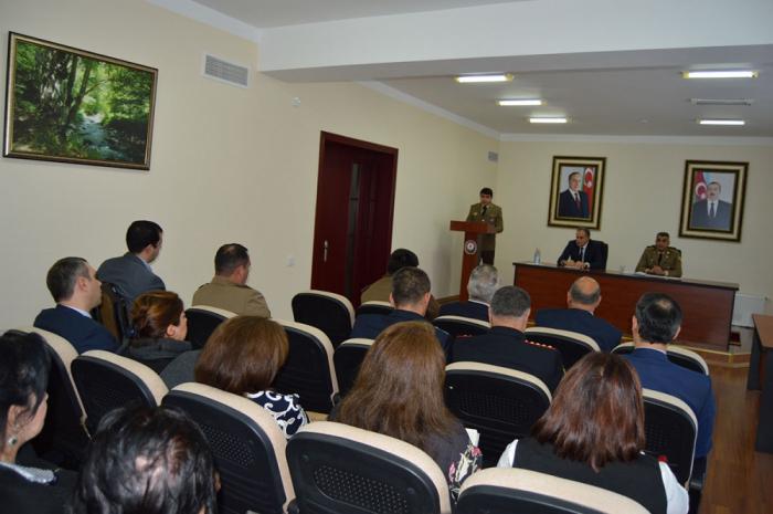 FHN-in Qarabağ Regional Mərkəzi müşavirə keçirib