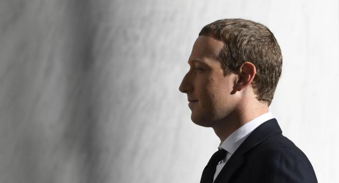 Revelan una cena secreta de Trump y Zuckerberg