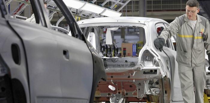 La France a chuté au 5e rang de la production automobile en Europe en 2016
