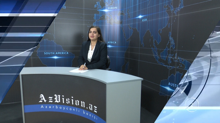 AzVision TV releases new edition of news in English for November 22 -    VIDEO