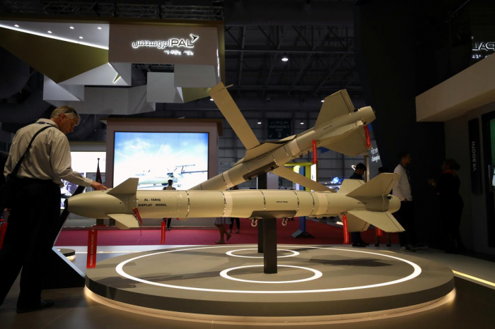 UAE in weapons making push as allies restrict sales