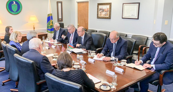 Azerbaijani minister: US long-term support for Southern Gas Corridor commendable
