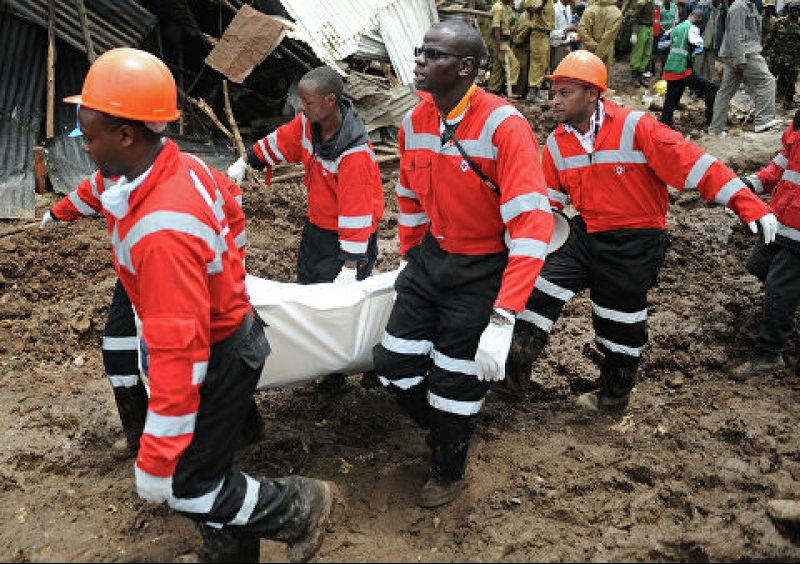 Keniyada torpaq sürüşməsi, 37 nəfər ölüb
