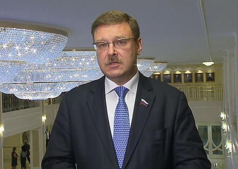 """""""Azərbaycan hər bir dövlət üçün nümunə ola bilər"""" - Konstantin Kosaçev"""