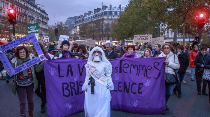 Femicide: Big rallies across France to condemn domestic violence