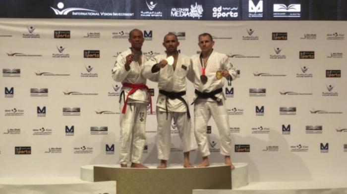 L'Azerbaïdjan a remporté trois médailles aux Championnats du monde seniors de Jujitsu