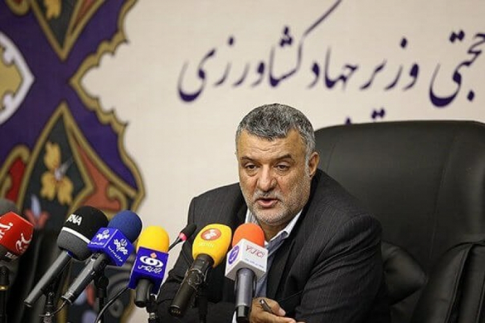 İranın Kənd Təsərrüfatı naziri istefa verdi