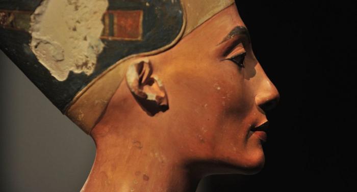 Revelan material inédito de la mujer más bella del Antiguo Egipto