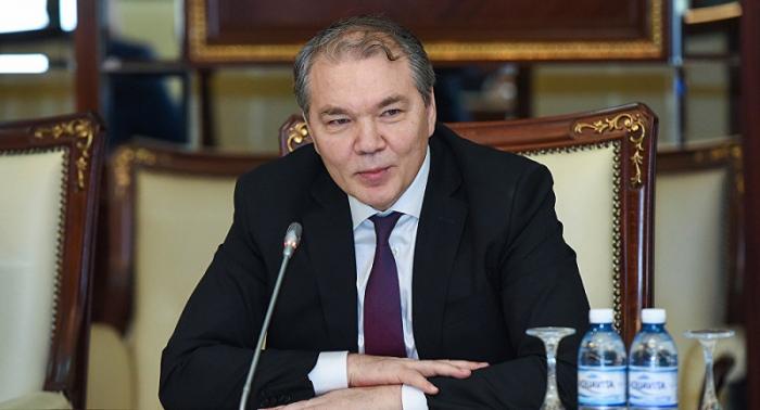 Leonid Kalashnikov  : Moscú mostró cómo aprecia a Mehriban Aliyeva