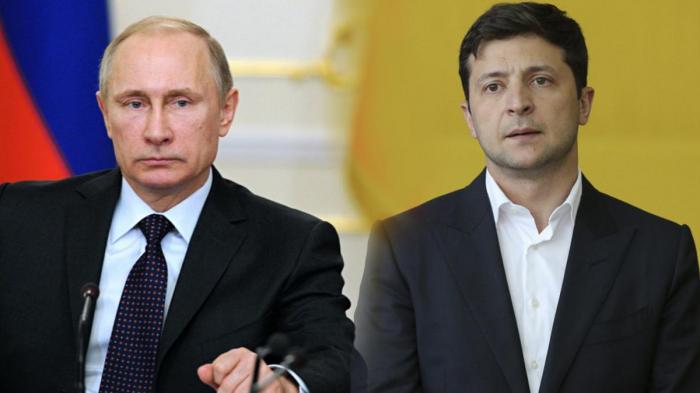 Putin y Zelenski mantienen una conversación telefónica
