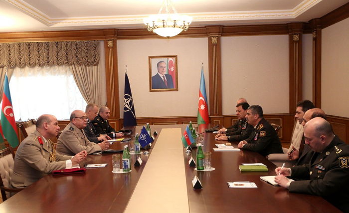 NATO expresses support for Azerbaijan's territorial integrity, independence, sovereignty