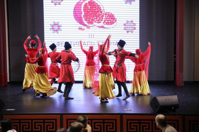 San Petersburgo acoge el tercer Festival Tradicional de la Granada
