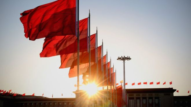 China now has more diplomatic posts than any other country