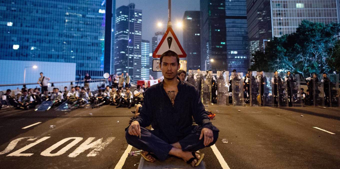 Can Hong Kong avoid tragedy?-  OPINION