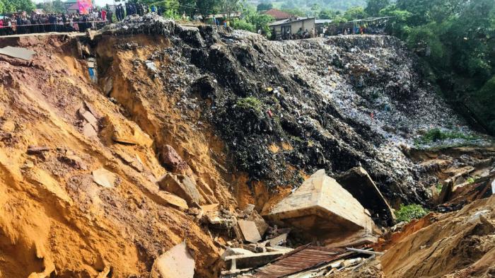 Scores killed after heavy rains lash DR Congo