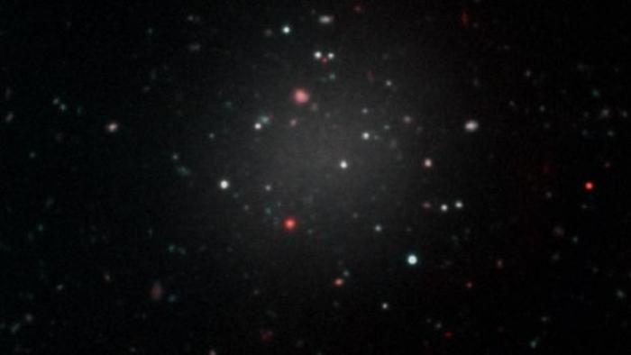 Aumenta el misterio:   encuentran otras 19 galaxias sin materia oscura