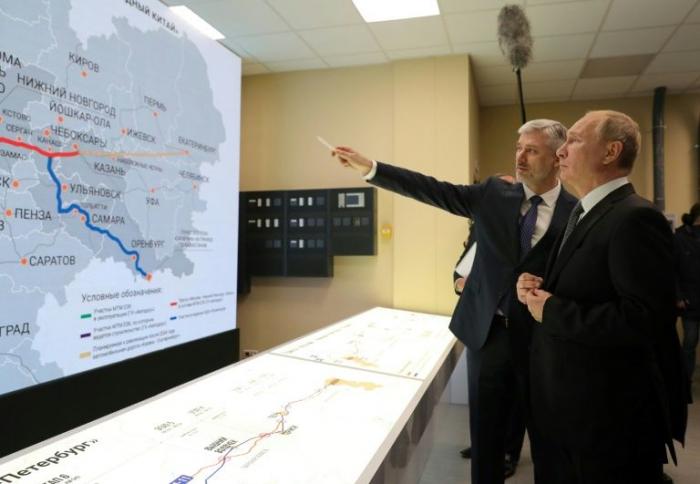 New toll road cuts Moscow-Saint Petersburg drive in half