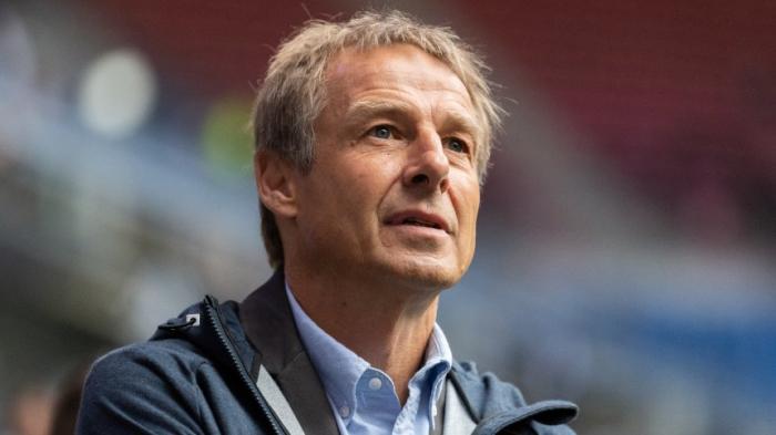 Klinsmann wird neuer Trainer bei Hertha BSC