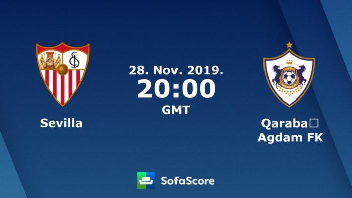 FC Qarabag to face Sevilla in UEFA Europa League