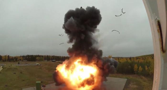 Topol-Rakete in Südrussland erfolgreich gestartet   – Video